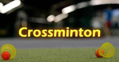 Představení crossmintonu
